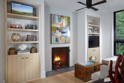 Allison Babcock LLC - Sag Harbor Indoor Outdoor Modern Abode