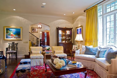 Raven Labatt Interiors - Family Home