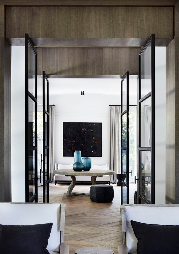 Living Room By Dylan Farrell Design On 1stdibs