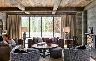 Thomas Hamel & Associates - Mountain Hideaway
