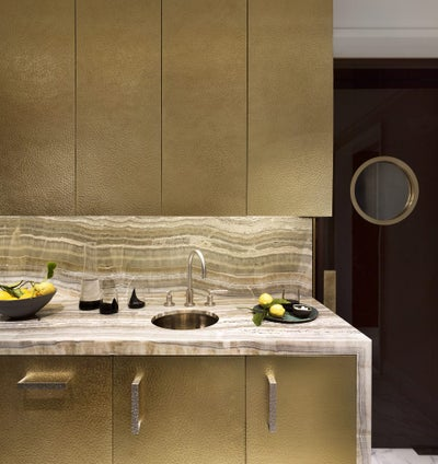 Stonefox Design LLC - Park Avenue Duplex