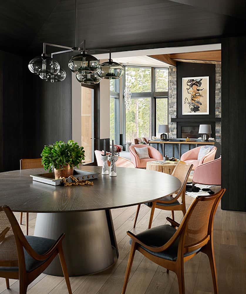 Mid-Century Modern Dining Room