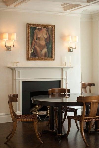 Area Interior Design - East Side Apartment