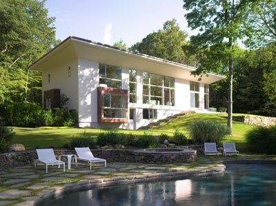 White Webb LLC - Modern Country House