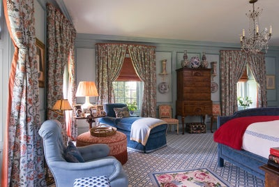 Ann Wolf Interior Decoration - River Oaks