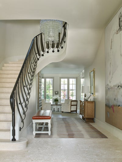 David Kleinberg Design Associates - Palm Beach home