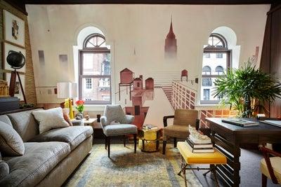 Alan Tanksley, Inc. - Kips Bay Show House | Manhattan, NYC