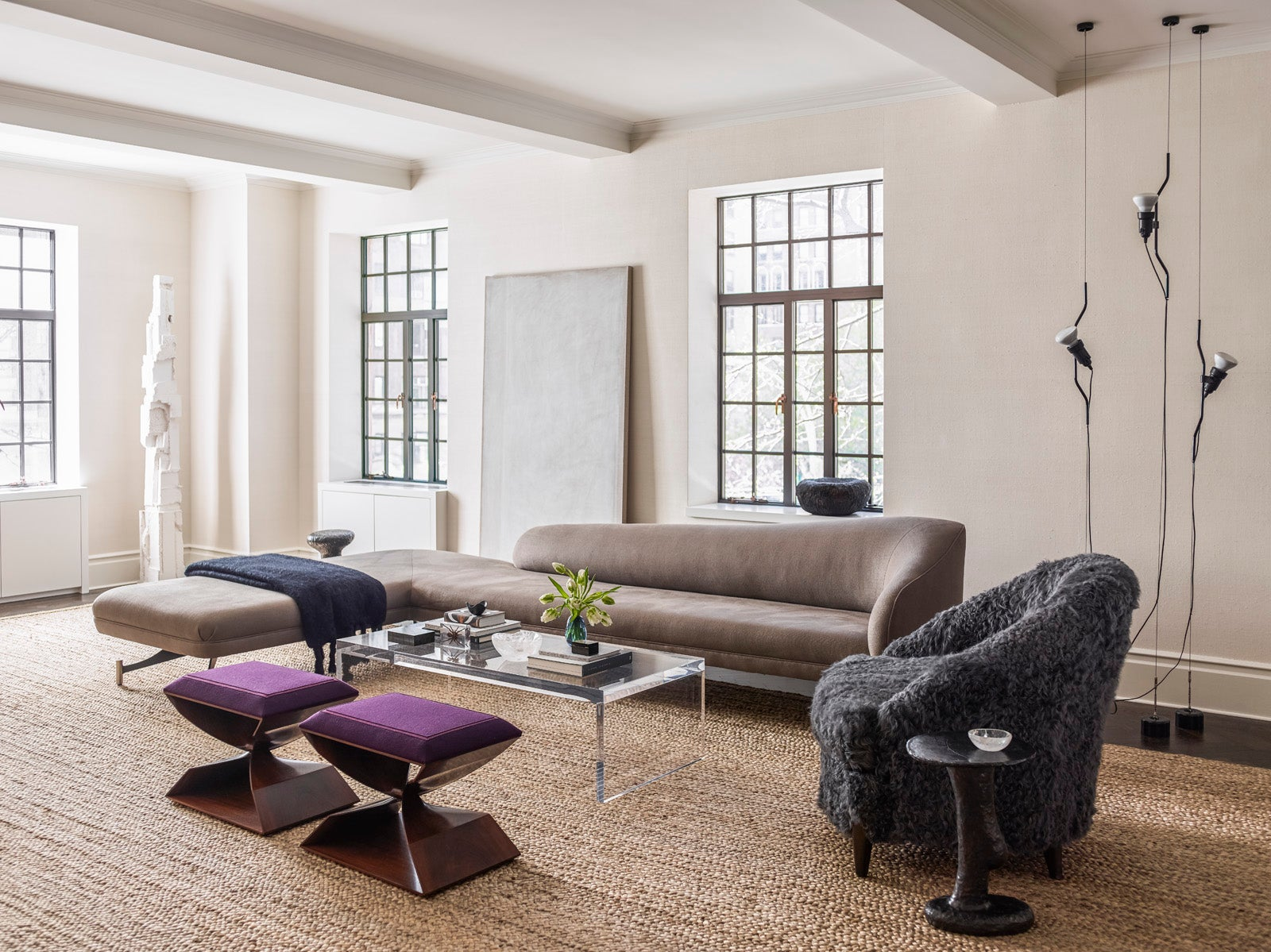 Living Room by MR Architecture + Decor on 1stdibs