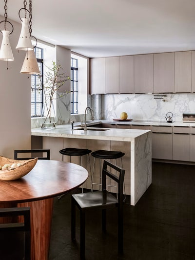 MR Architecture + Decor - Park Avenue Residence