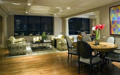 Corley Design Associates - Transitional Apartment
