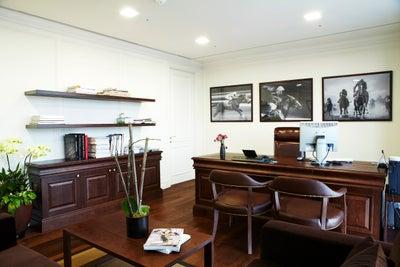 SEL Interior Design - Ralph Lauren Office