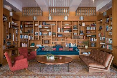 Laura Santos Interiors - Tribeca Apartment