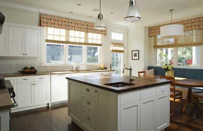 Country Kitchen. Lake of Isles Restoration by Martha Dayton Design.