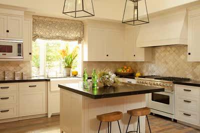 Contemporary Kitchen. Vista Drive by Taylor Borsari Inc..
