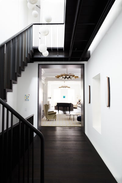 Leroy Street Studio - Georgetown Renovation