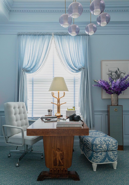 New Jersey House Office By Brockschmidt Coleman Llc On 1stdibs