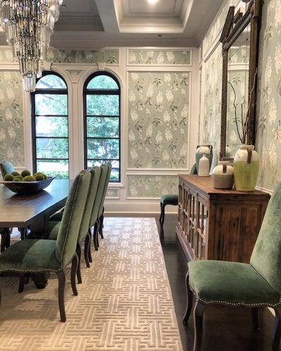 Audrey White Interiors - River Oaks, Houston