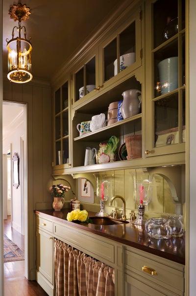 Betsy Shiverick Interiors, Ltd. - Vista Del Porto
