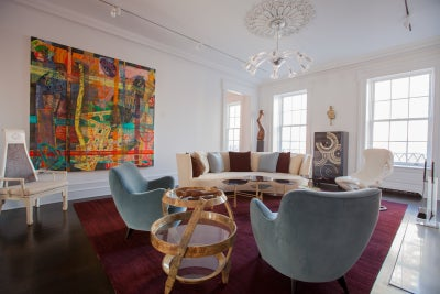 Brian Murphy Inc. - Chelsea Townhouse