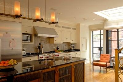 McQuin Partnership Interior Design - Manhattan brownstone