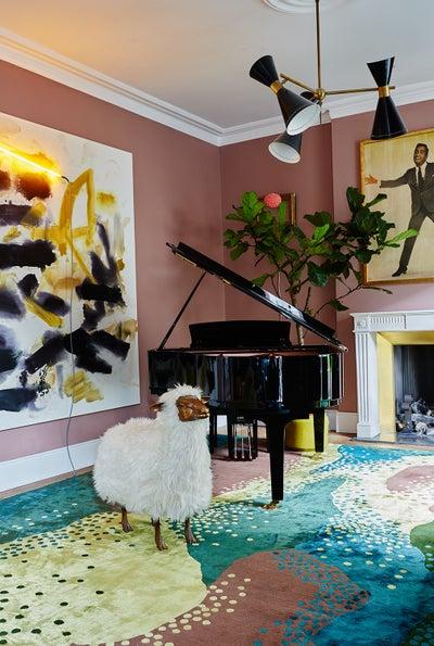 Peter Mikic Interiors - London townhouse