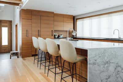 Modern Kitchen. Sampson Ave by Cityhome Collective.