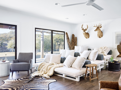 Marcus Mohon Interiors - Ranch Style