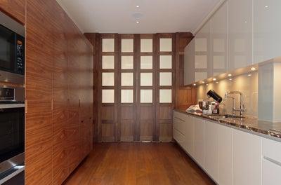 McQuin Partnership Interior Design - Knightsbridge House