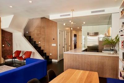 InSpace NY Design - Tribeca Industrial Sensibility