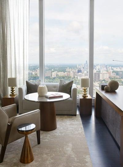 Julie Charbonneau Design - Four Seasons Toronto