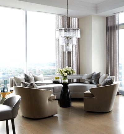 Julie Charbonneau Design - Four Seasons Toronto