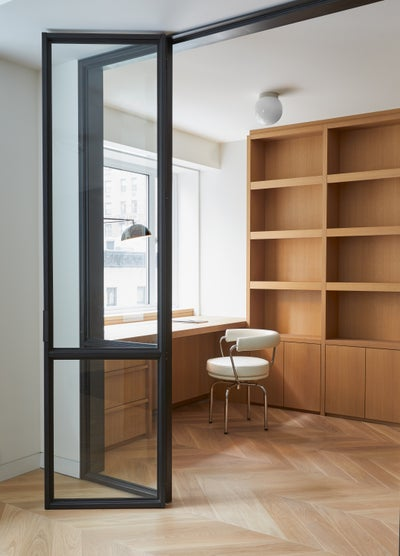 Frederick Tang Architecture - East 72nd Street Residence