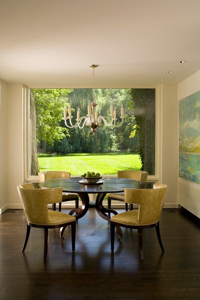 Frank Ponterio Interior Design - Historic Contemporary