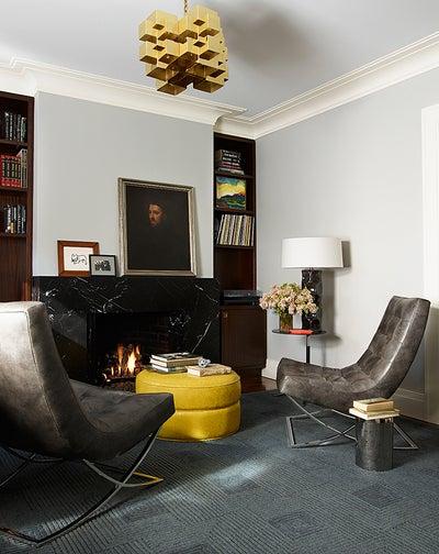 Fearins | Welch Interior Design - Brooklyn Heights Tailored Modern