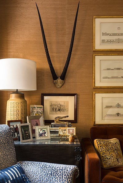 Fearins | Welch Interior Design - West Village Roost