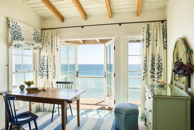 Christine Markatos Design - Malibu Cottage
