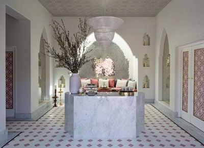Martyn Lawrence Bullard Design - Sands Hotel & Spa