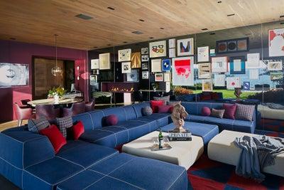 Sofia Aspe Interiorismo - Lake House Retreat