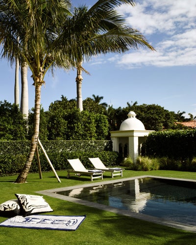 Jayne Design Studio - Palm Beach House