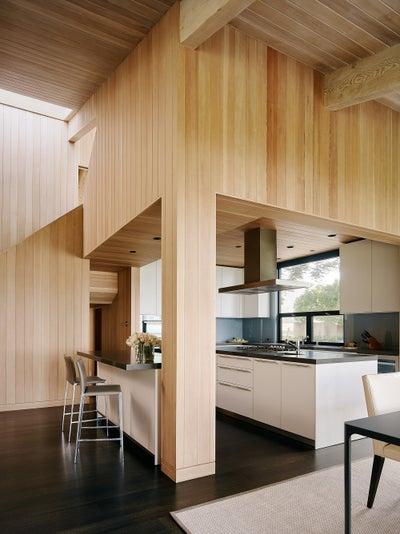 Leverone Design Inc - Sea Ranch Retreat