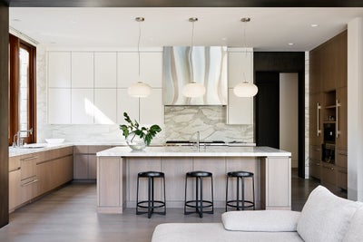 Leverone Design Inc - Barry Lane Residence