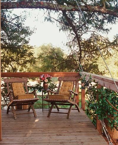 Fisher Weisman - Sonoma Tree House
