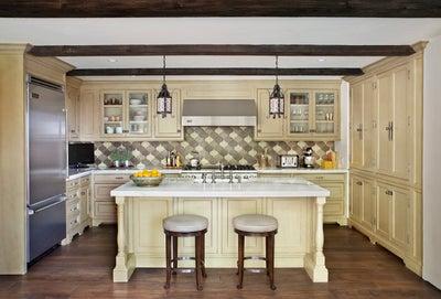 Jonathan Winslow Design - Hollywood Hills Spanish