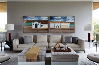 Damon Liss Design - Southampton Beach House