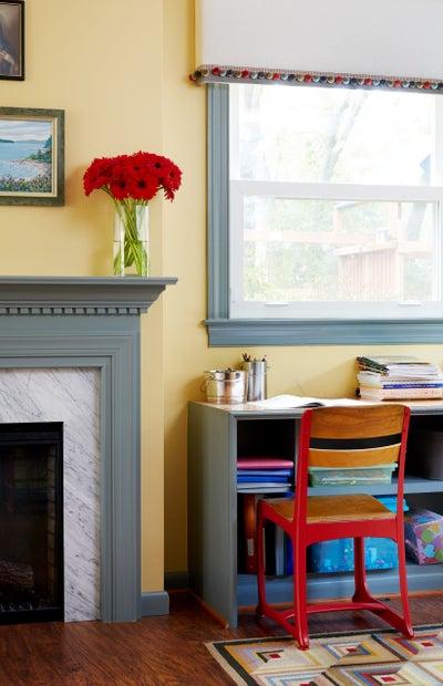 Laura Fox Interior Design - #mcleanrenovation