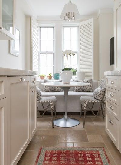 Ginger Barber Interior Design - New York Apartment