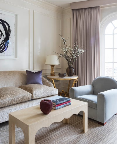 William McIntosh Design - BEAUX ARTS TOWNHOUSE