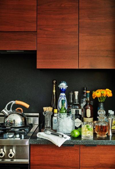 B.A. Torrey - Designer's own home - NYC