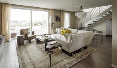 Fiona Barratt Interiors - Apartment, Monticello