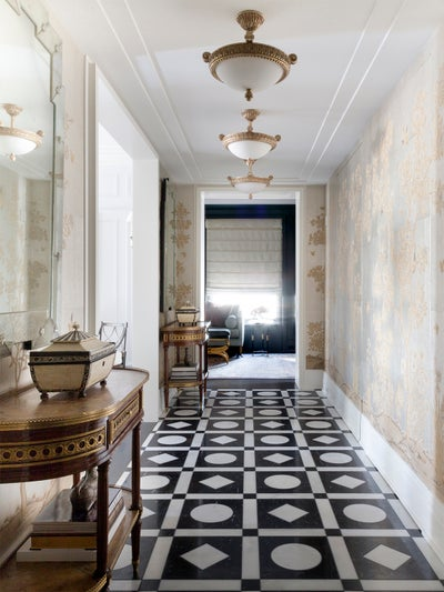 Summer Thornton Design  - Palmolive Building Condo